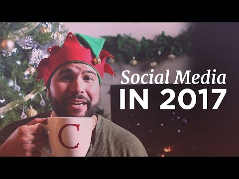 Social Media Marketing Trends in 2017