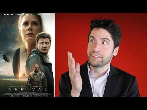 Arrival - Movie Review