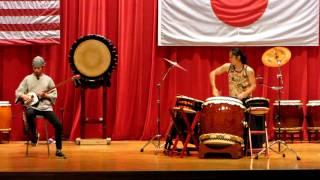 Shamisen VS Taiko