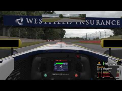 iRacing: THE GAMBLE DOESN'T ALWAYS WORK @Mid Ohio FR2.0
