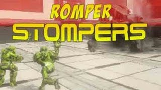 "Halo 4 Minigame ""Romper Stompers"" Ep. 9 Monday Maps"
