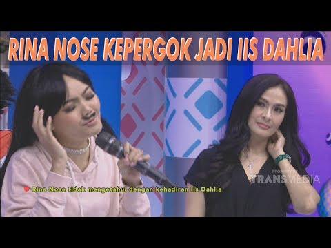 BROWNIS - Waduh! Rina Nose Kepergok Jadi Iis Dahlia(12/7/19) Part 2