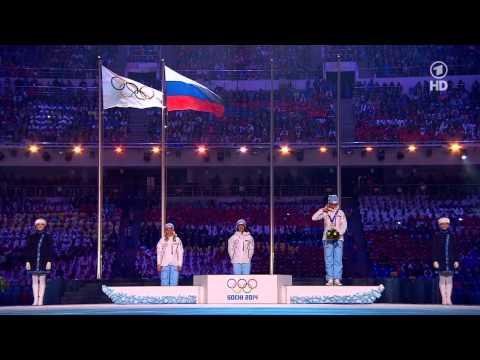 Sochi 2014 Olympics Closing ceremony (without comments) Сочи 2014 Закрытие (без комментаторов)