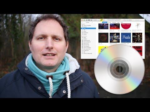 Mac: CD mit iTunes brennen