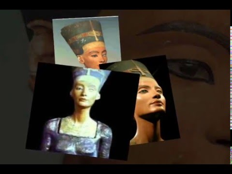 Nefertiti, robot