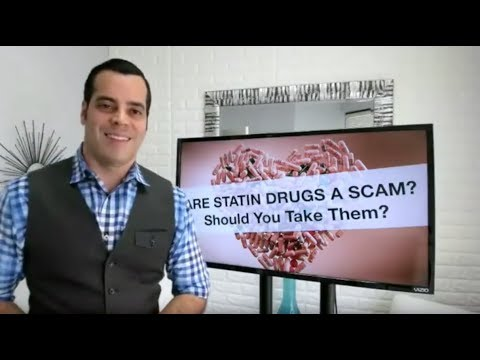 Statin Side Effects - Are The Benefits Worth The Risk Are Statins a Scam?