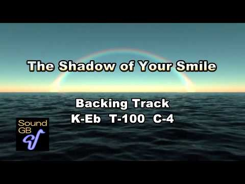 The Shadow of Your Smile ( key - Cm ) - Backing Track ( in Eb = As , Bs )