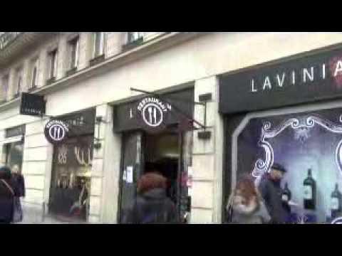 Paris, La Madeleine,Sacré Coeur, Apollinaire  ve Şarap Kavları