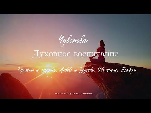 ЧУВСТВА. Гордость и гордыня, Любовь и Дружба, Уважение, Правда