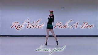 RED VELVET PEEK-A-BOO — christmas special