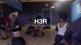 Burn Slow x Ro James | KeiDream Choreography
