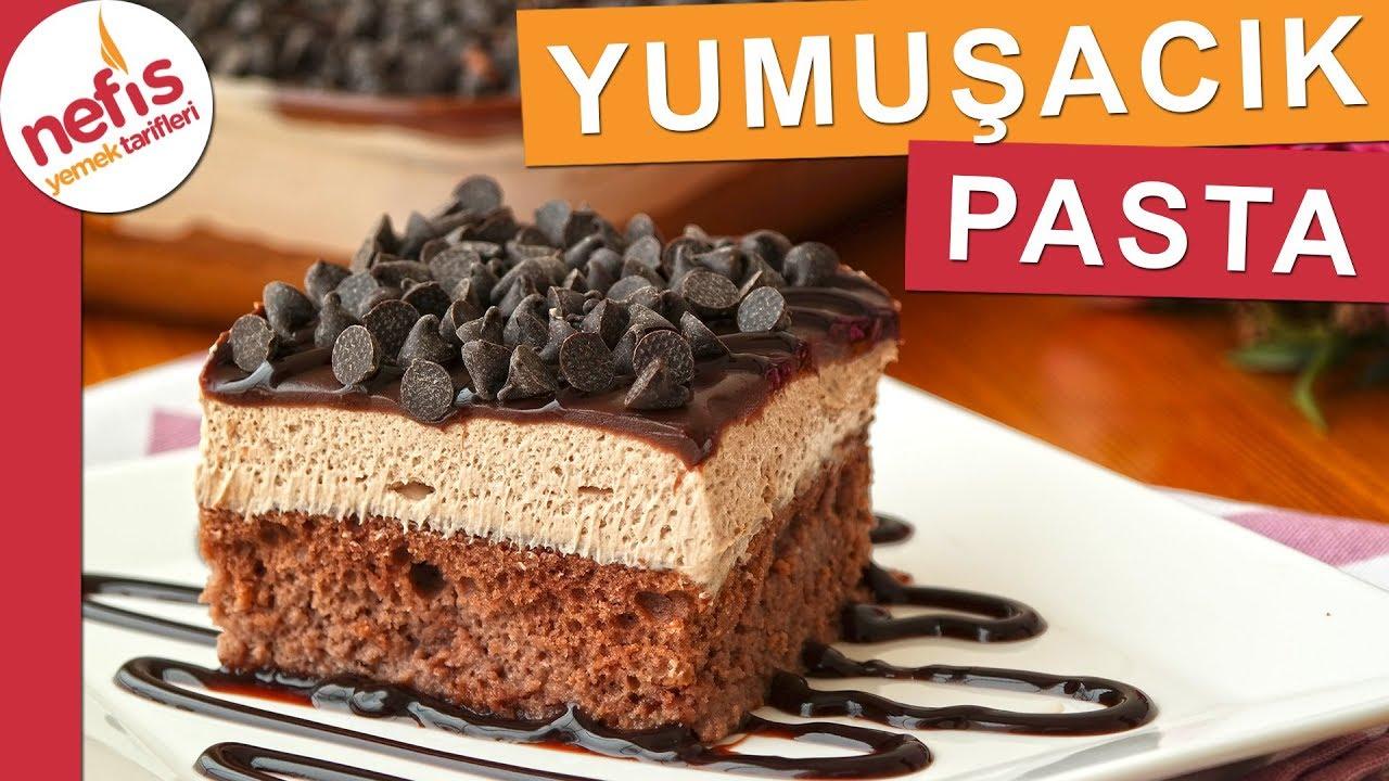 Yumuşacık Kolay Pasta Tarifi - Denemeyen Kalmasın :)