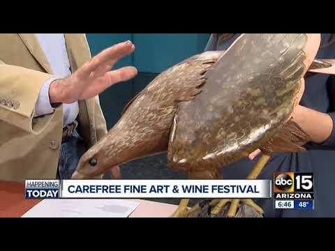 27th Annual Carefree Fine Art & Wine Festival, Jan 2020