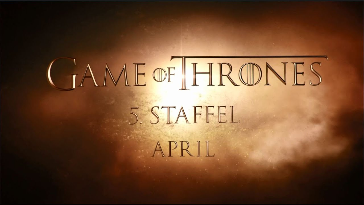 Game Of Thrones Start Staffel 5