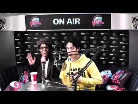 Planet Hollywood Germany - WEtunes Interview with Marla Glen 2013
