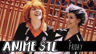 Anime St. Louis 2016 - Friday Vlog