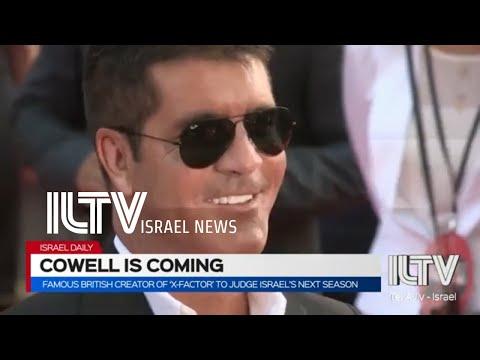 Simon Cowell Of 'X-FACTOR' To Judge Israel's Next Season
