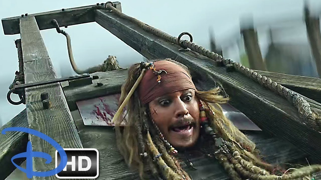 Download Pirates Of The Caribbean 5 2017 FUNNY Moments HD