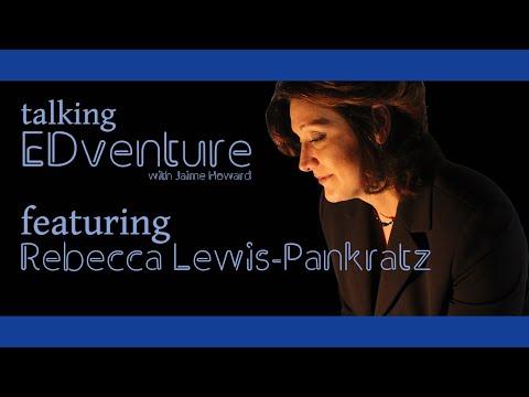 Talking EDventure Ep. 3 | pOVERty SURVIVALIST | Rebecca Lewis-Pankratz