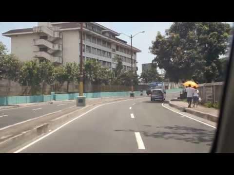 Road Trip: P Sanchez Paco Sta Mesa Quirino, Manila