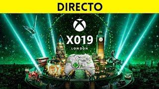 Conferencia X019 Inside XBOX: TODAS LAS NOVEDADES en juegos de XBOX ONE y PC