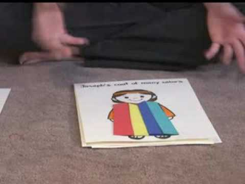 Bible Fun - Arts And Crafts - Old Testament  Stories