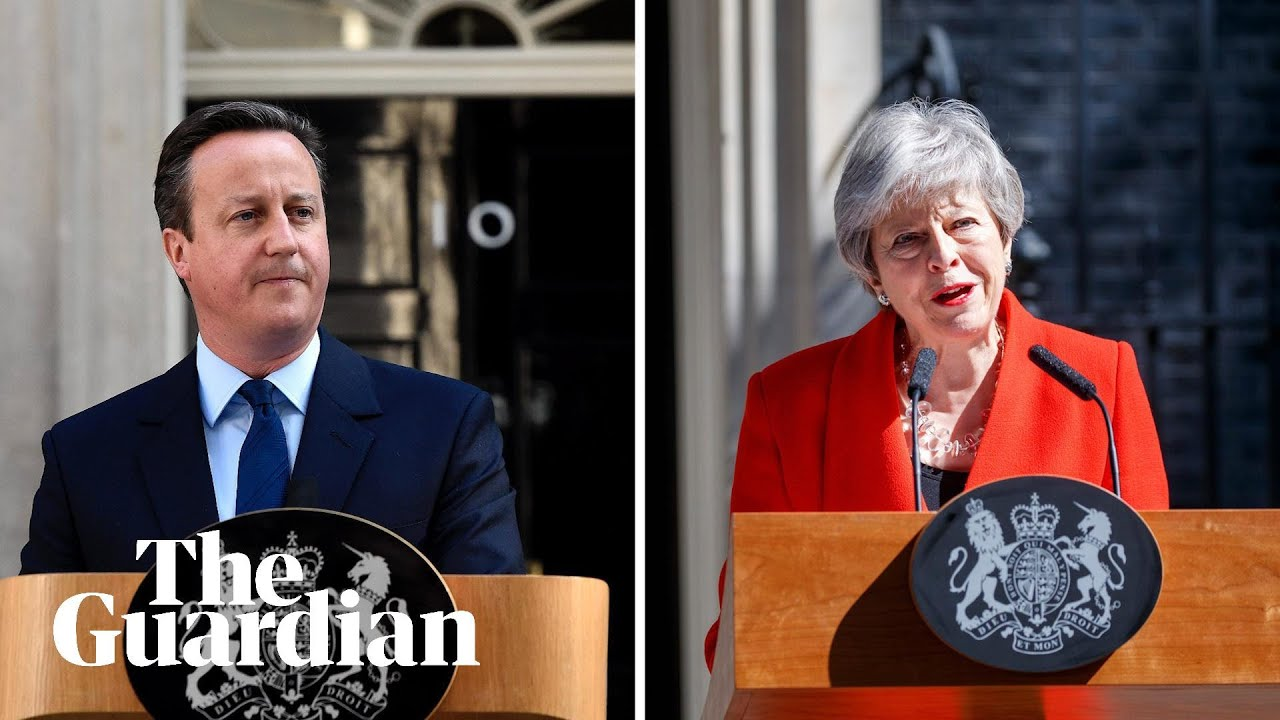 On Eve Of British Pm Camerons Visit >> David Cameron Says Resigning As Prime Minister Is Painful But Was