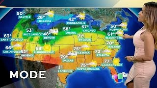 I'm a Weather Girl | My Life ★ Glam.com
