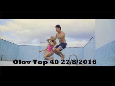 Olov Top 40 27/8/2016