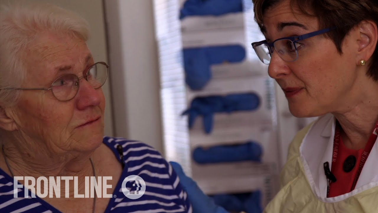 How Doctors Tell Patients They're Dying - Being Mortal - FRONTLINE