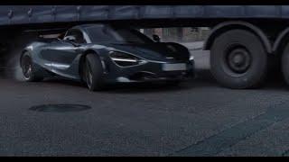 Лысые качки удирают от Чёрного супермена  Форсаж: Хоббс и Шоу Fast & Furious Presents: Hobbs & Shaw