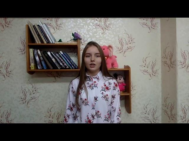 Изображение предпросмотра прочтения – АлинаОбухова читает произведение «В этом мире я только прохожий...» С.А.Есенина