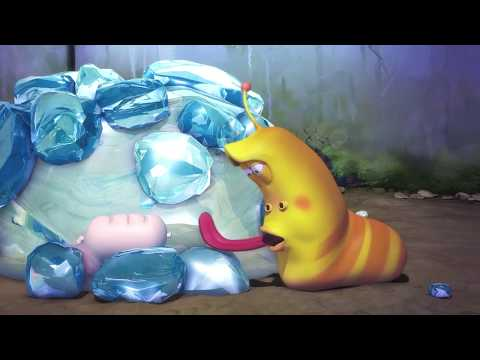 LARVA - HONEY | Cartoon Movie | Cartoons For Children | Larva Cartoon | LARVA Official
