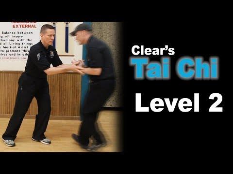 Clear's Tai Chi [Class 06 - Review 02] (Expressing Yi and Shen)