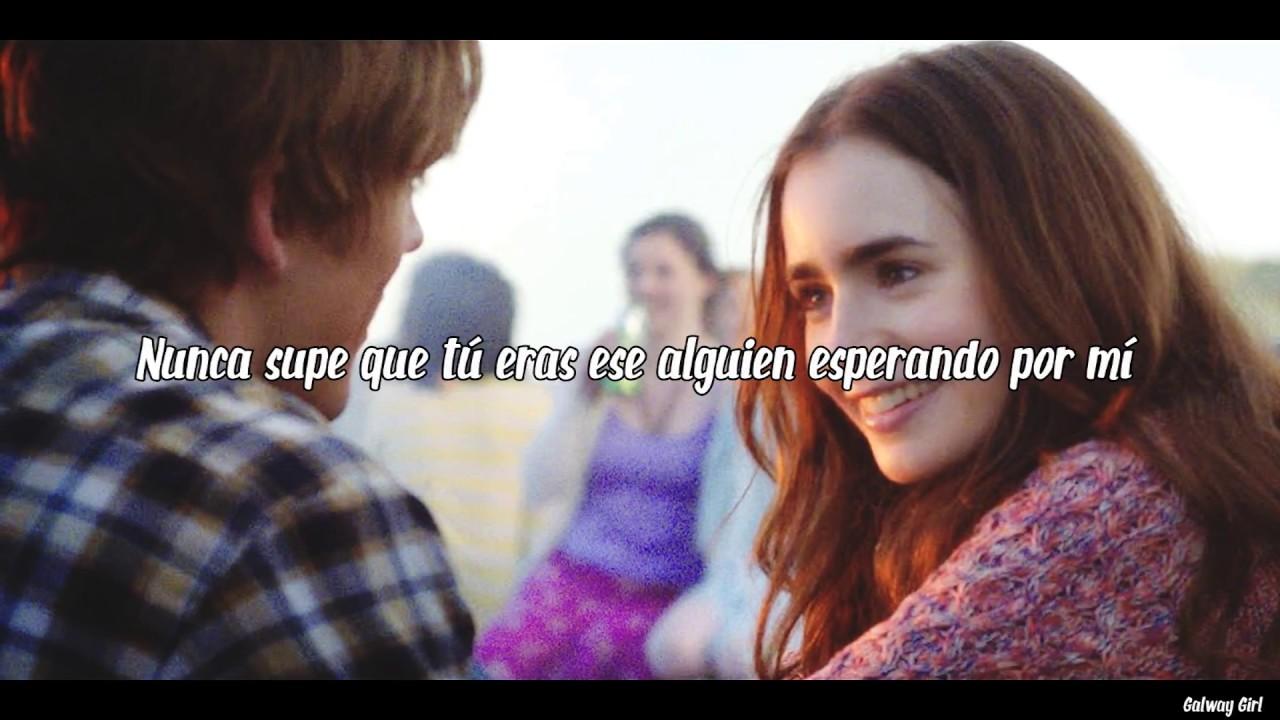 Perfect Ed Sheeran Traducida Al Español Youtube