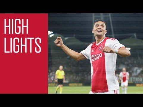 Highlights Sturm Graz - Ajax (Champions League)