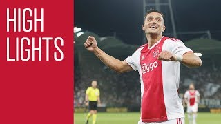 Highlights Sturm Graz - Ajax (Champions League)