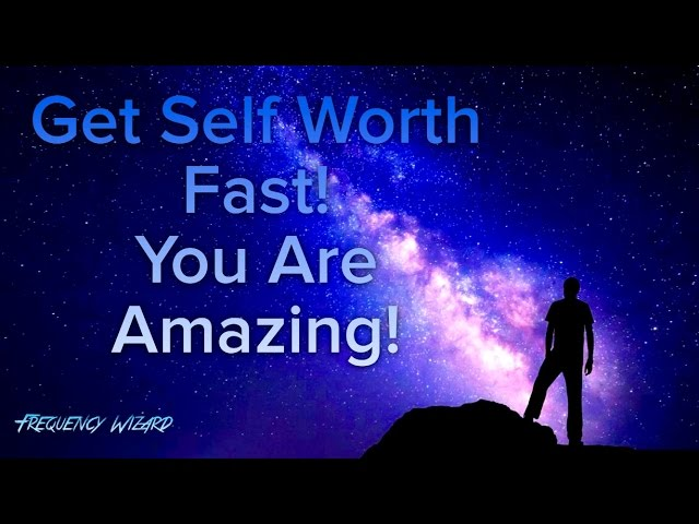 Stop Self Sabotaging - Feel Worthy And Deserving Fast! Subliminal Messages, Frequencies