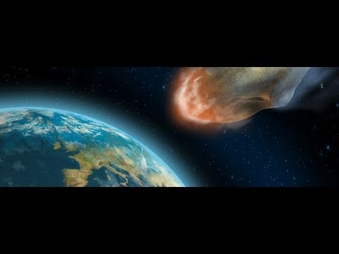 NASA Predicts Asteroid Could Hit Earth in 2036