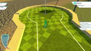 3D Minigolf - Trailer (Deutsch)
