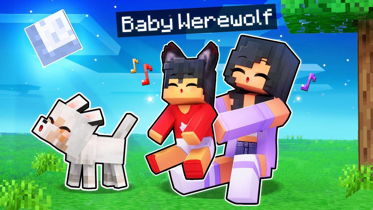 Download We ADOPTED A Baby WEREWOLF In Minecraft!