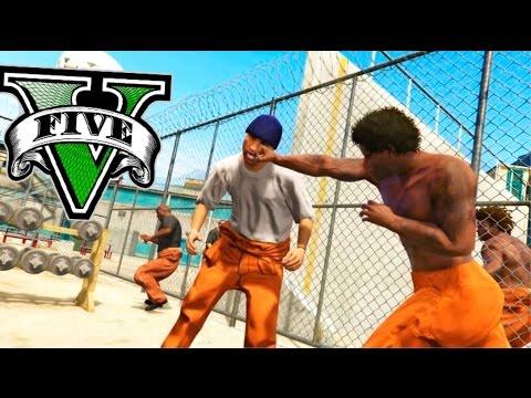 GTA V PRISION LIFE !! LA VIDA DE UN PRESO EN GTA 5 MODS PC Makiman
