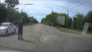 Кортеж Медведева, Киров, 17 06 2014