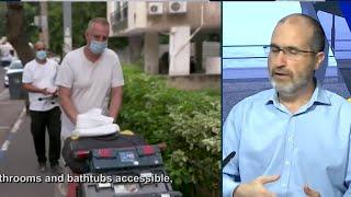 Israeli NGO 'Latet' Assists Elderly Holocaust Survivors During Pandemic