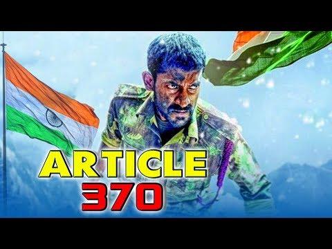 Article 370 (2019) Tamil Hindi Dubbed Full Movie | Sunil Kumar, Akhila Kishore