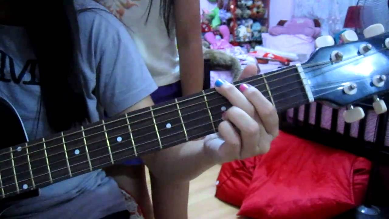 Your Guardian Angel Easy Guitar Tutorial Youtube