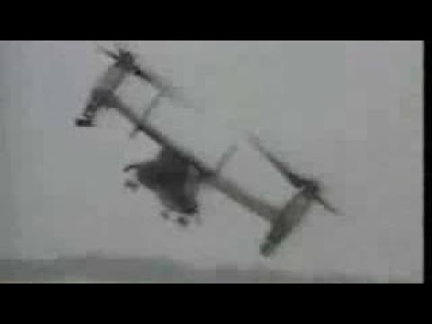 V-22 Osprey US Marines VTOL Troop Transport Aircraft