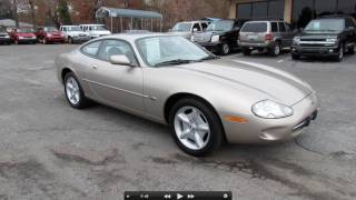 1997 Jaguar XK8 Coupe Start Up, Exhaust, In Depth Tour, and Short Drive