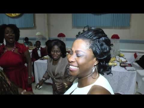CHURCH OF PENTECOST NEW ENGLAND DISTRICT  VALENTINE'S DAY DINNER 2017   PART  2
