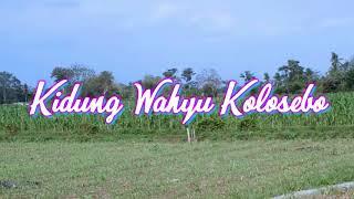 Download Lagu seram kidung wahyu kolosebo full buta gedruk